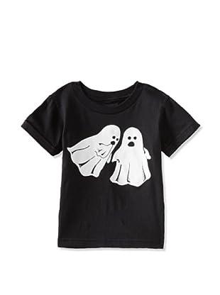 Ex-Boyfriend Boy's Ghost Whisperer T-Shirt (Black)