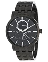 Kenneth Cole Analog Silver Dial Men's Watch - IKC9238