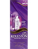 Wella Hair Color Koleston MS 305/0 Light Brown AP-DEM