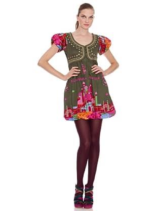Rosalita Mc Gee Vestido Bettles (único)