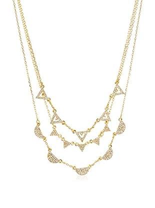 Chloe & Theodora Multi Strand Delicate Necklace