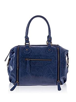 PITTI BAGS Bowling Bag  blau