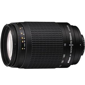 Nikon AF Nikkor 70-300mm 4-5.6 G ZM Telephoto Zoom Lens for Nikon DSLR Camera