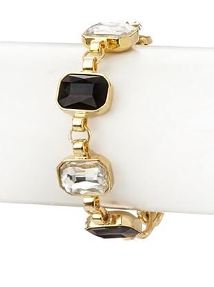 Ettika Black Duchess of Diamonds Bracelet