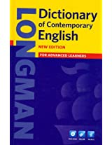 Longman Dictionary of Contemporary English Cased and DVD-ROM Pack