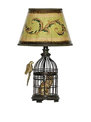 Artistic Lighting Trading Places Table Lamp, Bronze
