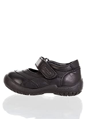 Gorila Zapatos Colegial Casual (negro)