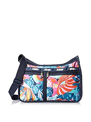 LeSportsac Women's Deluxe Everyday Bag, Boca Chica Bright