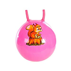Hopping Ball Jumping for kids play games Sit N Bounce Hop & Skip Toys Gift Play