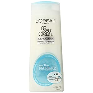 L'Oreal Go360 Sensitive Skin Cleanser, 178ml