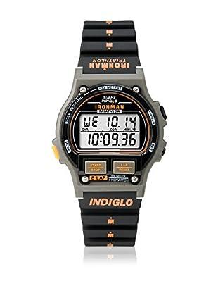 TIMEX Reloj de cuarzo Man Ironman Original 8-Lap Negro 39 mm