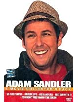 Adam Sandler-(5 Movie Collector's Pack) 50 First Dates/Grown Ups/Jack And Jill/Just Go With It/You Don't Mess With The Z