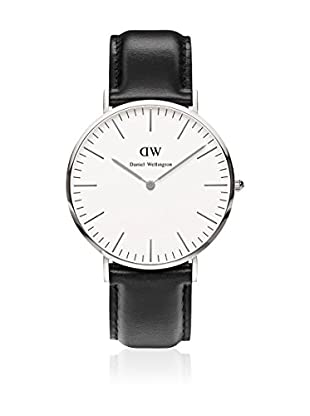 Daniel Wellington Reloj con movimiento cuarzo japonés Man Sheffield 40 mm