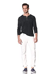 Cohesive Men's Wall Street Henley (Forest green)