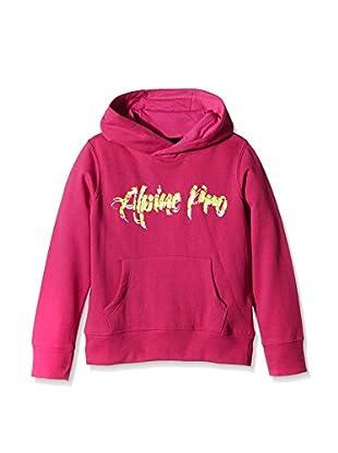 Alpine Pro Kapuzensweatshirt Outdoor