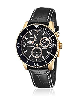 THOMAS EARNSHAW Uhr Admiral schwarz 42  mm