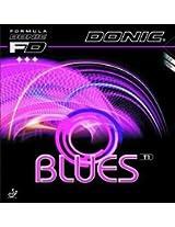 Donic Blues T1 Max Tabke Tennis Rubber (Black)