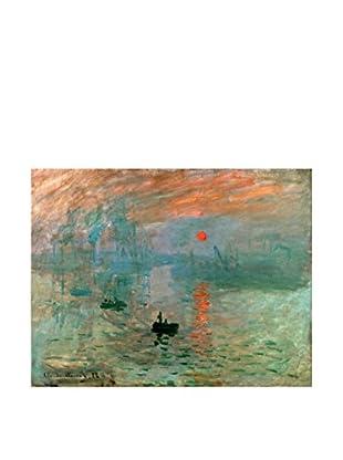 Legendarte Lienzo Claude Monet - Impressione Levar Del Sole