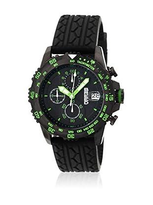 Breed Reloj con movimiento cuarzo japonés Brd6306 Negro 42  mm