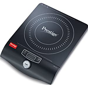 Prestige PIC 10.0 Induction Cooktop-Black