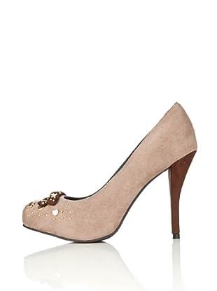 Love Moschino Zapatos Moss (Nude)
