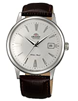 Orient White Dial Analogue Watch for Men (SER24005W0)