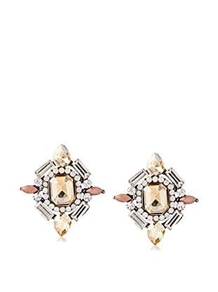 Leslie Danzis Four Corner Post Earrings