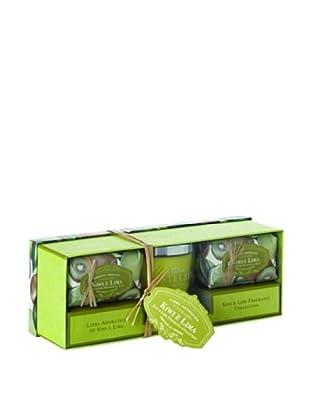 Castelbel Ambiante Kiwi & Lime Soap & Candle Gift Set