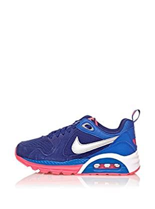 Nike Zapatillas Air Max Trax (Gs) (Azul / Rosa)