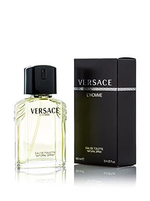 Versace Eau de Toilette Hombre Homme 100 ml