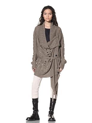 Ann Demeulemeester Women's Slouchy Sweater (Rope)