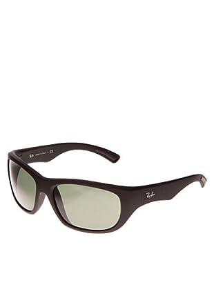 Ray Ban Sonnenbrille Carey2 schwarz 63