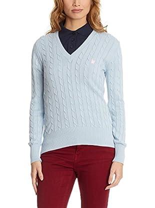 POLO CLUB Pullover Braided