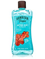 Hawaiian Tropic After Sun Cool Aloe Sun Burn Relief Gel - 16 Ounce