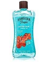Hawaiian Tropic After Sun Cool Aloe Sun Burn Relief Gel - 16 Ounce