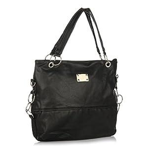 Cheri House  Black Handbag For Women