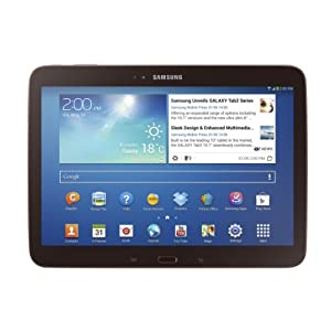 "Samsung Galaxy Tab 3 GT-P5210GNYXAR 10.1"", 16GB, Wi-Fi Tablet (Gold Brown)"