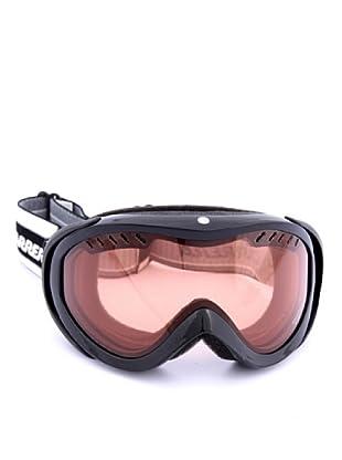 Carrera Máscaras de Esqui M00351 CHIODO AIR BLACK SHINY LOGO LD