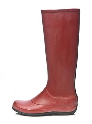 Pirelli Botas de Agua Mujer (Rojo)