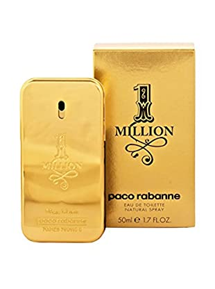 Paco Rabanne Eau de Toilette Hombre 1 Million 50.0 ml