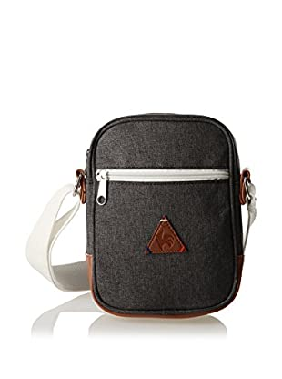 Le Coq Sportif Bandolera Shoulder Pouch Bag Canvas 2 Tones