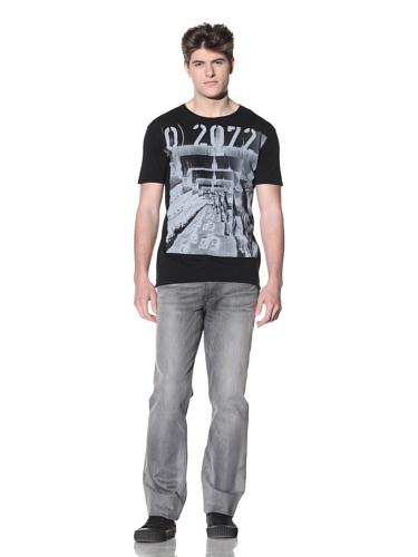 MG Black Label Men's Mayfair T-Shirt (Black)