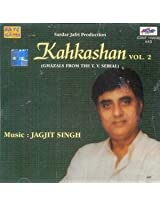 KAHKASHAN VOL 2 -JAGJIT SINGH (Audio CD)