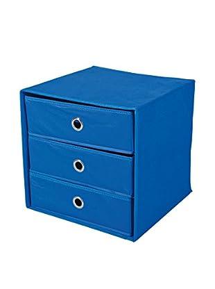 13casa Aufbewahrungssystem Lolly A1 blau