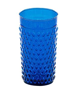 Shiraleah Olbia High-Ball Glass, Cobalt