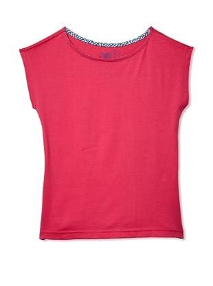 Soft Clothing Kid's Barbara Boatneck (Snap Dragon Pink)