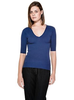 Stefanel Shirt (Blau)