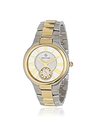 Philip Stein Unisex 42TG-CWG-SSTG Two-Tone Stainless Steel Watch
