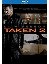 Taken 2 - Blu-ray - Movie Only Edition - 20th Century Fox | 2012 | 98 min | Rated R | Jan 15, 2013 - Liam Neeson (Actor) - IMPORT