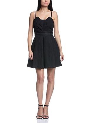 Louche Vestido  Strappy (Negro)